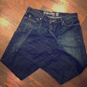 Men's Denizen by Levi slim straight jeans 36x32